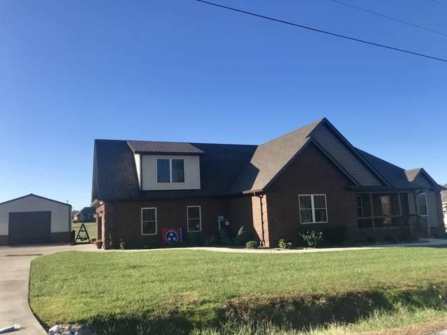 80 Sophia St, Mount Pleasant, TN 38474 (MLS #RTC2215931) :: John Jones Real Estate LLC