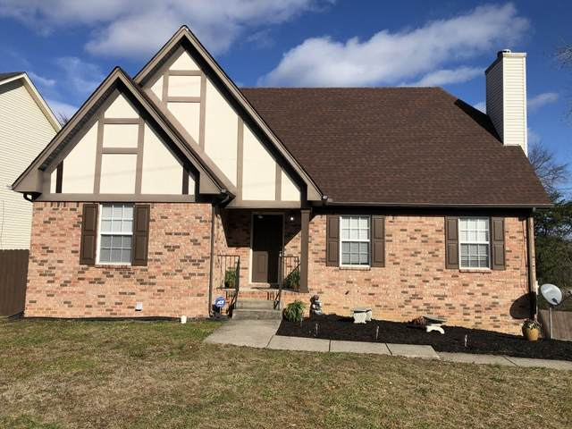 1212 Canyon Ridge Ct, Antioch, TN 37013 (MLS #RTC2215938) :: Village Real Estate