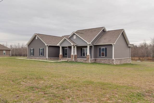 991 Presley Cir, Mount Pleasant, TN 38474 (MLS #RTC2215982) :: Nashville on the Move