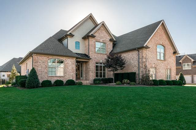 106 Thornwood Pl, Hendersonville, TN 37075 (MLS #RTC2216140) :: Village Real Estate