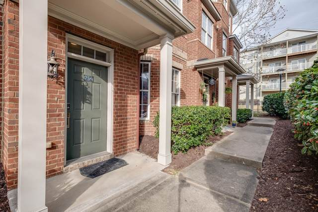 756 Wedgewood Park, Nashville, TN 37203 (MLS #RTC2216141) :: Felts Partners