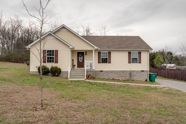 312 Pardo Dr, Lewisburg, TN 37091 (MLS #RTC2216166) :: Team George Weeks Real Estate