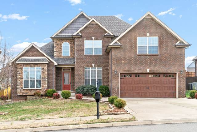 1627 Edgewater Ln, Clarksville, TN 37043 (MLS #RTC2216291) :: Ashley Claire Real Estate - Benchmark Realty
