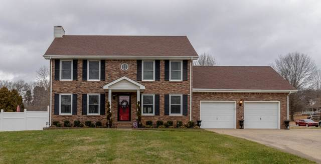 131 Greenland Farms Dr, Clarksville, TN 37040 (MLS #RTC2216316) :: Village Real Estate