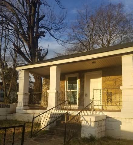 107 E Merchant St, Mount Pleasant, TN 38474 (MLS #RTC2216430) :: Nashville on the Move