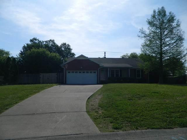 439 Kelsey Drive, Clarksville, TN 37042 (MLS #RTC2216499) :: RE/MAX Homes And Estates