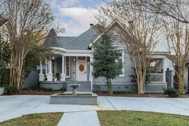 1306 Calvin Ave, Nashville, TN 37206 (MLS #RTC2216579) :: The Huffaker Group of Keller Williams