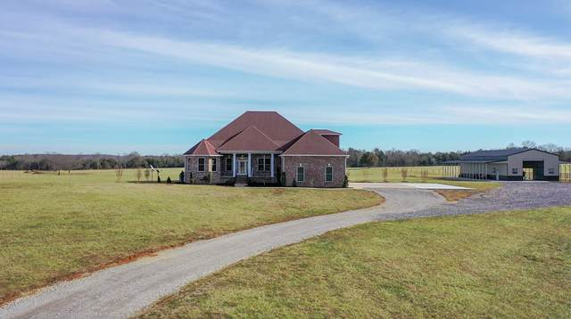 207 Henderson Rd, Shelbyville, TN 37160 (MLS #RTC2216635) :: RE/MAX Homes And Estates