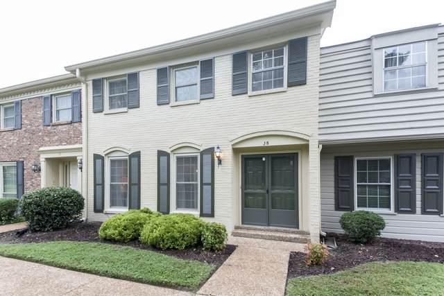 8207 Sawyer Brown Rd J8, Nashville, TN 37221 (MLS #RTC2216698) :: Fridrich & Clark Realty, LLC