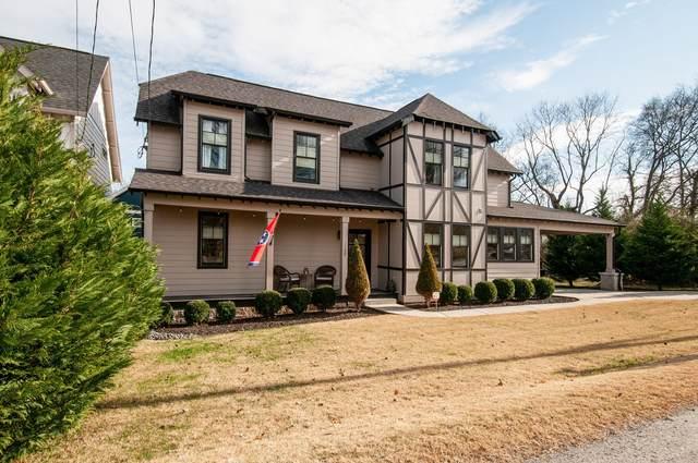 1109 Roberta St, Nashville, TN 37206 (MLS #RTC2216732) :: RE/MAX Homes And Estates