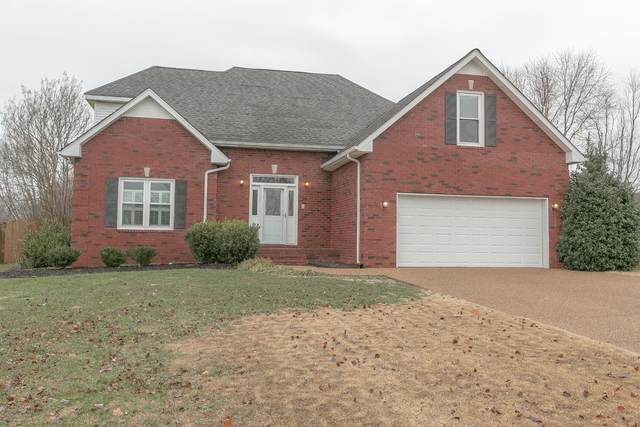 709 Fenwick Close, Murfreesboro, TN 37130 (MLS #RTC2216853) :: John Jones Real Estate LLC