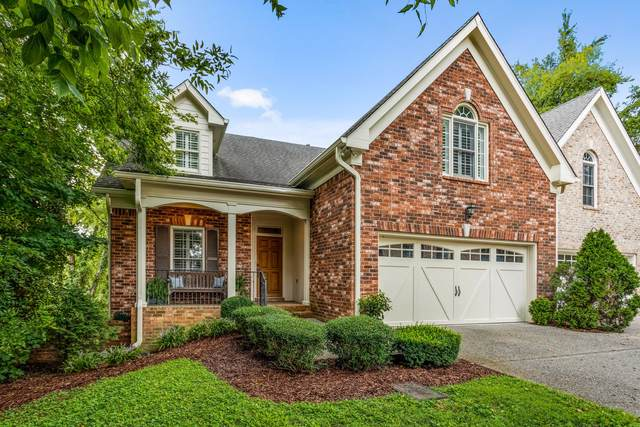 131 Woodmont Blvd #F, Nashville, TN 37205 (MLS #RTC2216907) :: Team George Weeks Real Estate