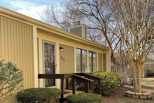 813 Bellevue Rd, Nashville, TN 37221 (MLS #RTC2217007) :: Team George Weeks Real Estate