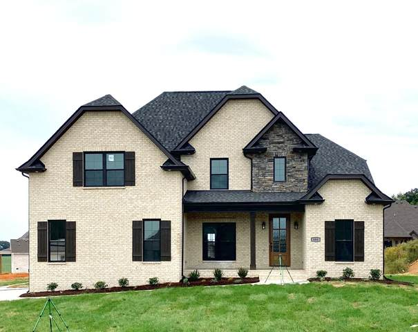 40 Whitewood Farm, Clarksville, TN 37043 (MLS #RTC2217114) :: Team Wilson Real Estate Partners