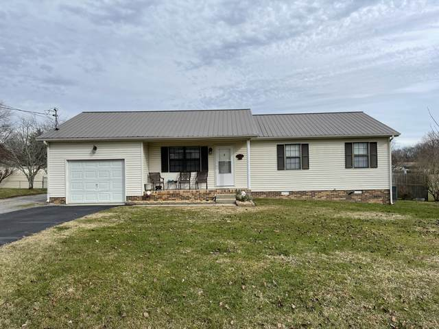 1405 S Washington St, Tullahoma, TN 37388 (MLS #RTC2217180) :: Village Real Estate
