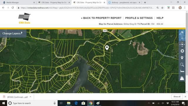 0 Strike King Dr, Cedar Grove, TN 38321 (MLS #RTC2217191) :: Village Real Estate