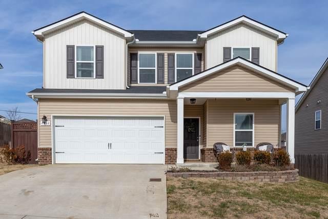 2412 Pollen Way, Columbia, TN 38401 (MLS #RTC2217202) :: Village Real Estate