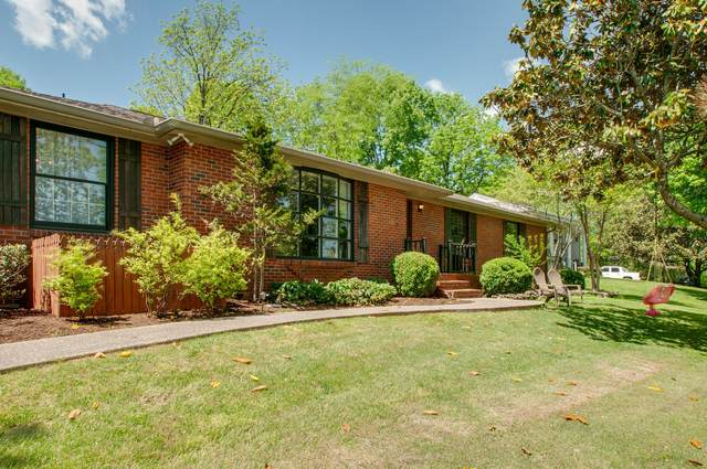 6725 Currywood Dr, Nashville, TN 37205 (MLS #RTC2217288) :: Nashville on the Move