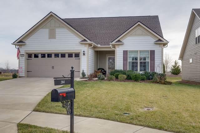 204 Carter Ct, Spring Hill, TN 37174 (MLS #RTC2217391) :: Village Real Estate