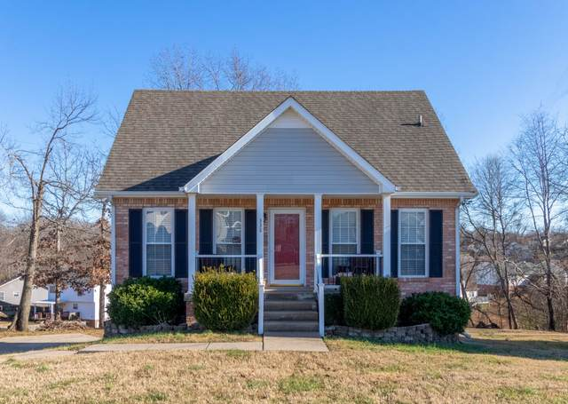 338 Broadmore Dr, Clarksville, TN 37042 (MLS #RTC2217404) :: Christian Black Team
