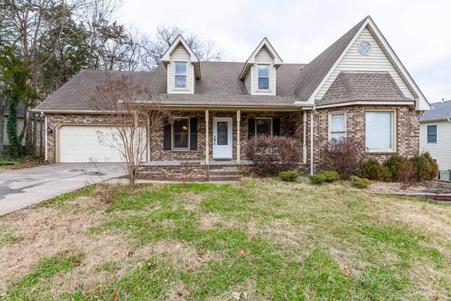 604 Knollwood Dr, La Vergne, TN 37086 (MLS #RTC2217435) :: The Adams Group