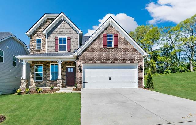 2866 Old Blue Ln ( To Be Built), Murfreesboro, TN 37130 (MLS #RTC2217514) :: Nashville on the Move
