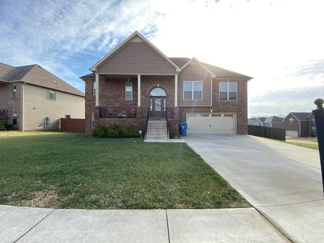170 Kingstons Cove, Clarksville, TN 37042 (MLS #RTC2217539) :: Village Real Estate