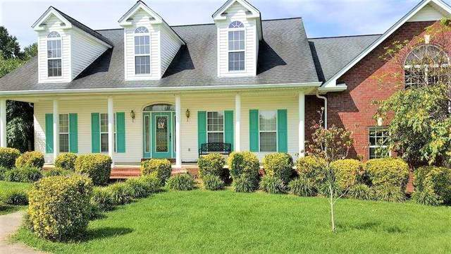 2001 Scenic Dr, Greenbrier, TN 37073 (MLS #RTC2217552) :: HALO Realty