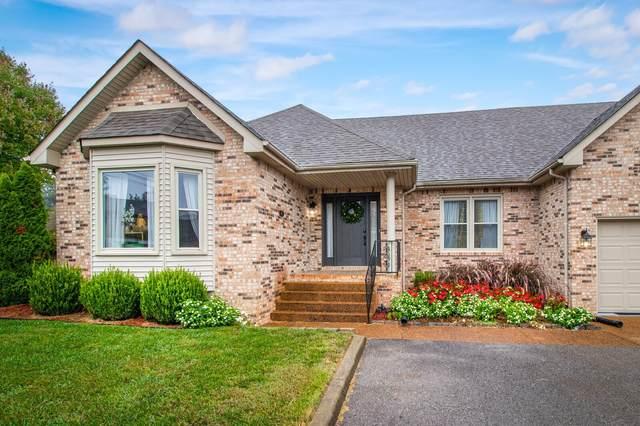 1818 Memorial Dr #48, Clarksville, TN 37043 (MLS #RTC2217574) :: Team George Weeks Real Estate
