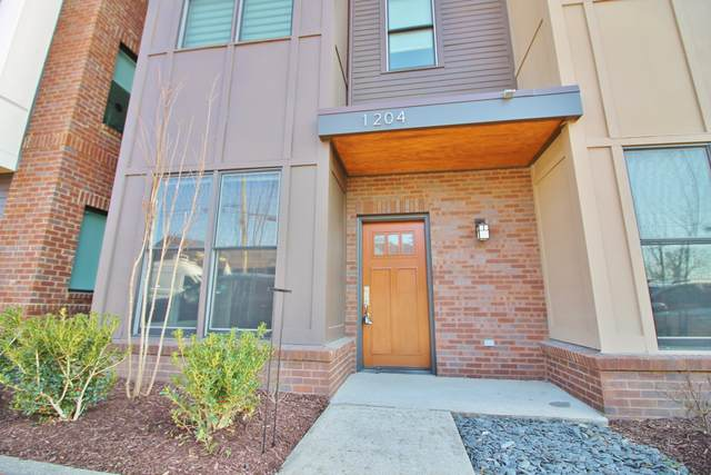 1204 6th Ave N #101, Nashville, TN 37208 (MLS #RTC2217604) :: Village Real Estate