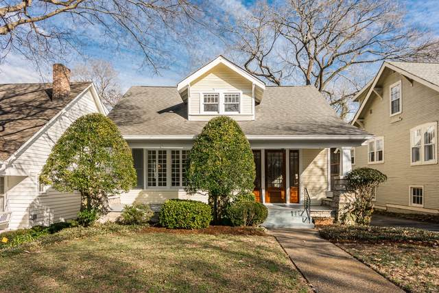 106 Craighead Ave, Nashville, TN 37205 (MLS #RTC2217706) :: RE/MAX Homes And Estates