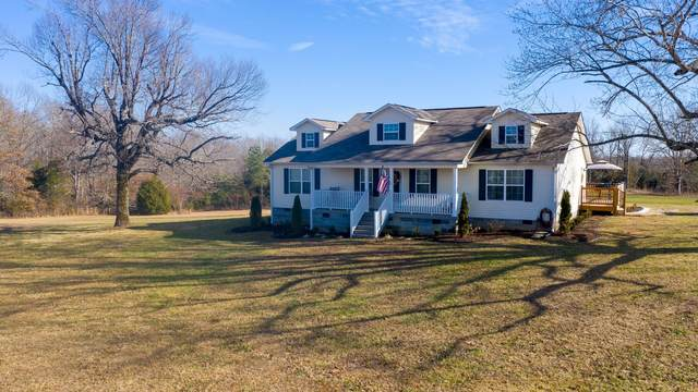 450 Wilson Hollow Rd, Dickson, TN 37055 (MLS #RTC2217808) :: Village Real Estate