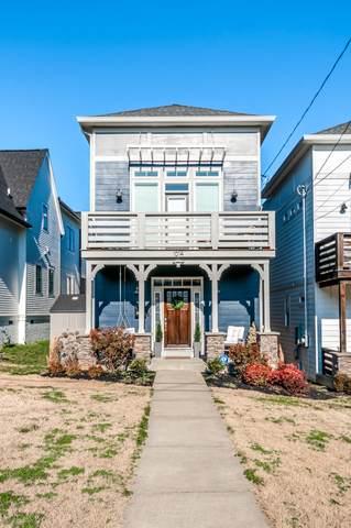 1014B W Grove Ave, Nashville, TN 37203 (MLS #RTC2217851) :: Village Real Estate