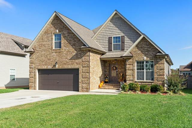 2253 Ellington Gait Dr, Clarksville, TN 37043 (MLS #RTC2217861) :: Ashley Claire Real Estate - Benchmark Realty