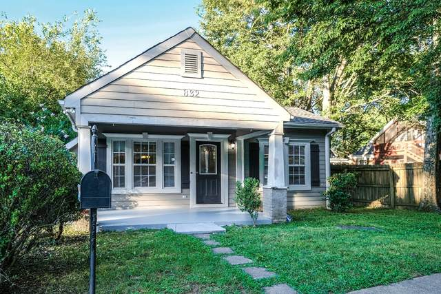 832 Glen Ave, Nashville, TN 37204 (MLS #RTC2217865) :: Village Real Estate