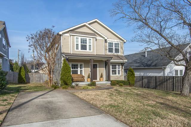 5004 Dakota Ave, Nashville, TN 37209 (MLS #RTC2217900) :: The Huffaker Group of Keller Williams