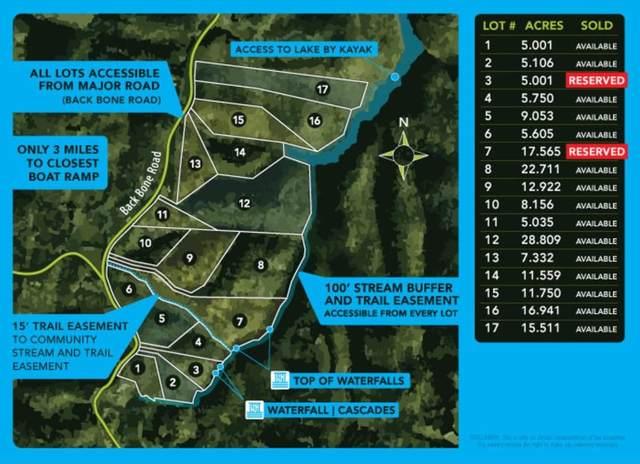 11 Back Bone Rd, Sparta, TN 38583 (MLS #RTC2218070) :: Team Wilson Real Estate Partners