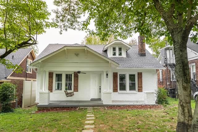 1209 Mcchesney Ave, Nashville, TN 37216 (MLS #RTC2218265) :: Team George Weeks Real Estate