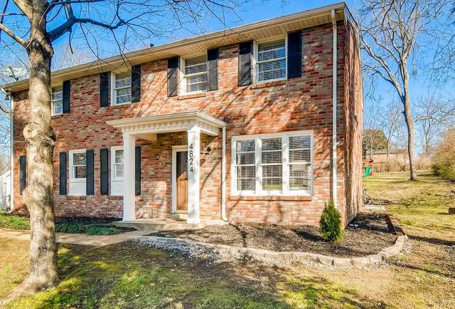 4824 Briarwood Dr, Nashville, TN 37211 (MLS #RTC2218360) :: The Huffaker Group of Keller Williams