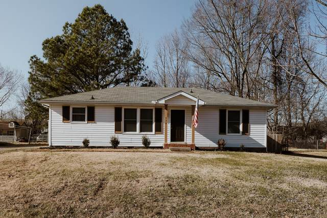 536 Donna Dr, Clarksville, TN 37042 (MLS #RTC2218365) :: Ashley Claire Real Estate - Benchmark Realty