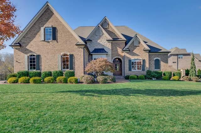 1869 Barnstaple Lane, Brentwood, TN 37027 (MLS #RTC2218443) :: RE/MAX Homes And Estates