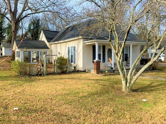 805 N High St, Winchester, TN 37398 (MLS #RTC2218512) :: Village Real Estate