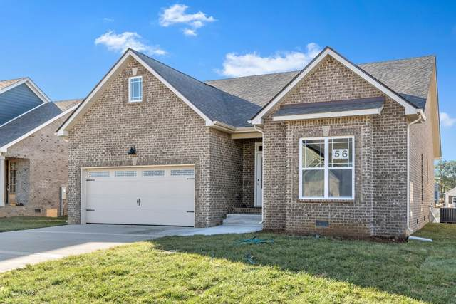 60 Hereford Farms, Clarksville, TN 37043 (MLS #RTC2218525) :: Christian Black Team