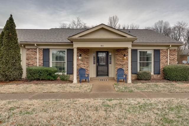 915 Todd Preis Dr, Nashville, TN 37221 (MLS #RTC2218541) :: Real Estate Works