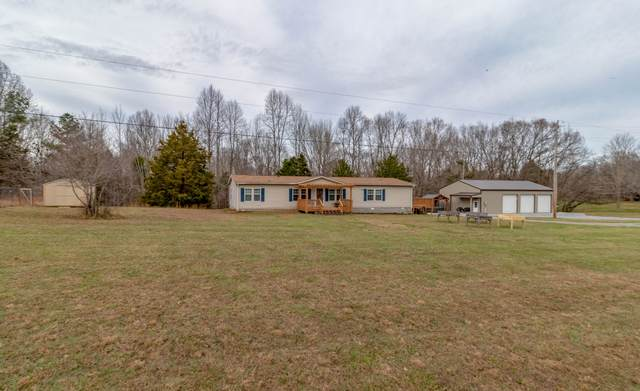 2397 Antioch Church Road, Clarksville, TN 37040 (MLS #RTC2218547) :: Village Real Estate