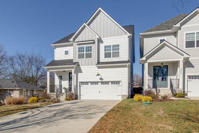 1927A Berkshire Dr, Nashville, TN 37216 (MLS #RTC2218553) :: John Jones Real Estate LLC