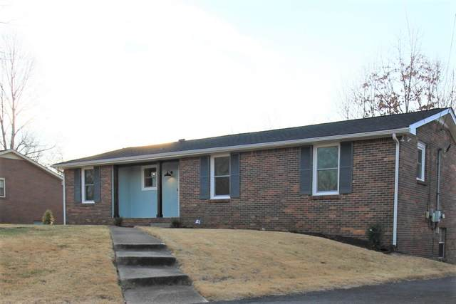 415 Christopher Dr, Clarksville, TN 37042 (MLS #RTC2218562) :: The Kelton Group