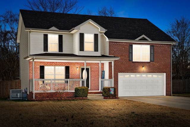 1893 Sherman Ct, Clarksville, TN 37042 (MLS #RTC2218573) :: Village Real Estate