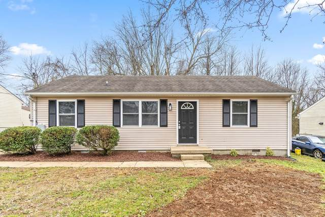 214 Tobacco Rd, Clarksville, TN 37042 (MLS #RTC2218639) :: Kimberly Harris Homes