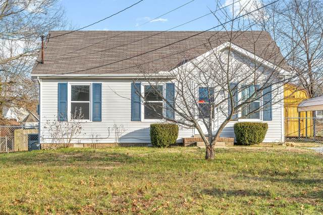 567 Jacquie Dr, Clarksville, TN 37042 (MLS #RTC2218684) :: Ashley Claire Real Estate - Benchmark Realty
